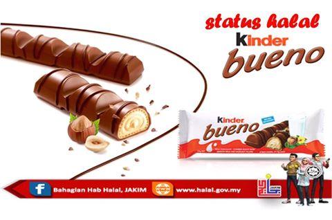 Status Halal Coklat