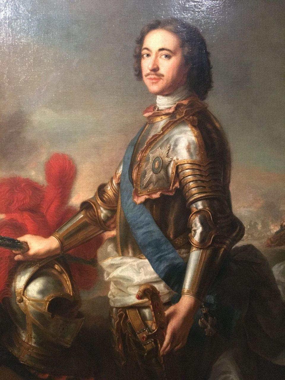 Leadership In Russia: The Legacy Of Peter The Great